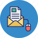 article sheet, blog article, blog document, blog sheet icon