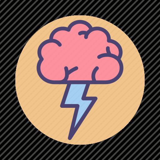 brainstorm, brainstorming, thinking icon