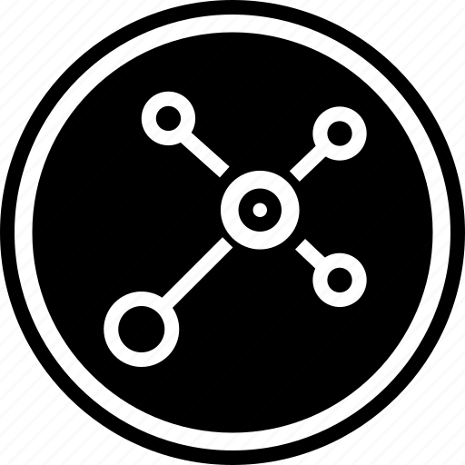 activity, connection, data, internet, online, share icon