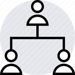 activity, internet, network, online, three, users icon