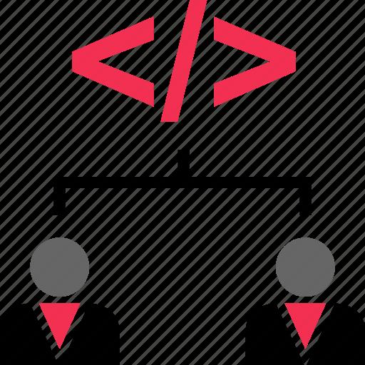 developers, development, online, web icon