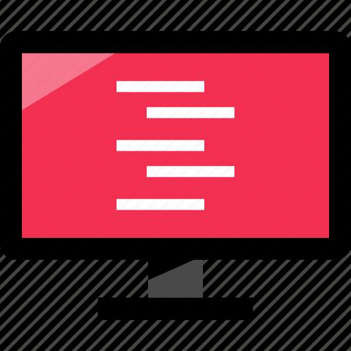 code, development, lines, of, online, web icon