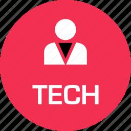 company, development, online, tech, web icon