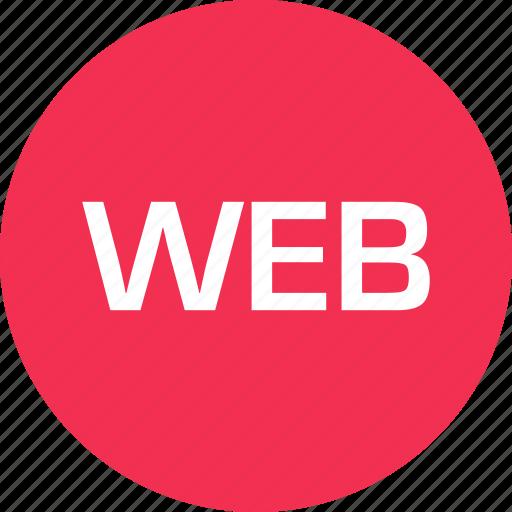 development, online, web icon