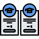 education, learning, online, price, purchase, shop, training icon