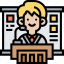 lecture, teaching, seminar, class, speaker