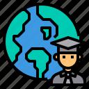 global, graduate, learning, student, world