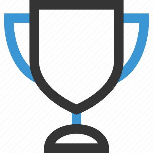award, cup, honor, number icon