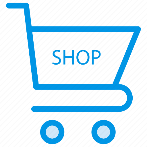 buy, cart, checkout, commerce, finance, shopping, trolley icon
