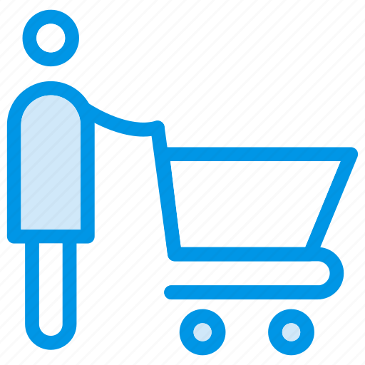 buy, cart, container, ecommerce, sale, shopping, trolley icon