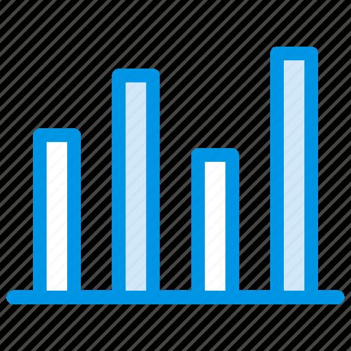 analysis, analytics, business, chart, diagram, graph, growth icon