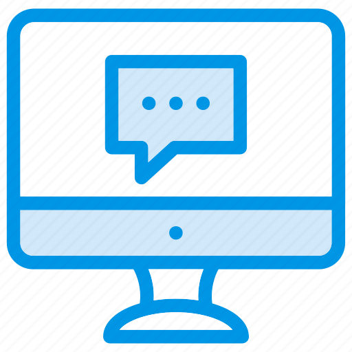 chat, customer, help, online, onlinechat, service, support icon