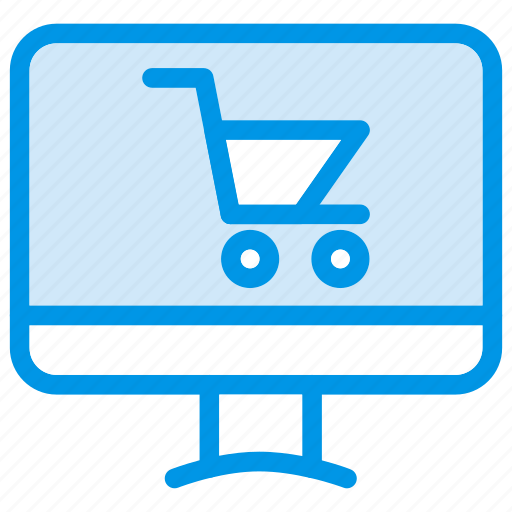 business, buy, cart, digital, online, shop, shopping icon