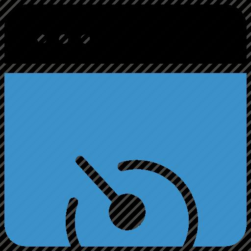 browser, global, meter, online, social, speed, ui icon