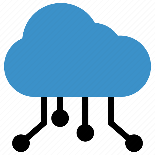 cloud, connect, data, exchange, file, network, sharing icon