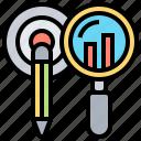 analytics, data, report, statistic, website