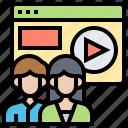 statistic, unique, users, visitor, website