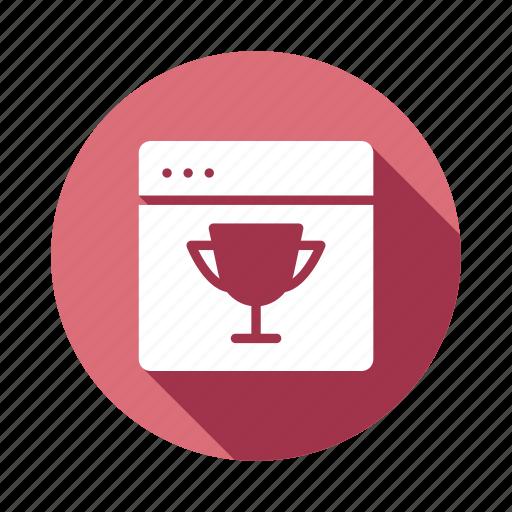 Award, creative, design, graphic, marketing, web, winner icon - Download on Iconfinder