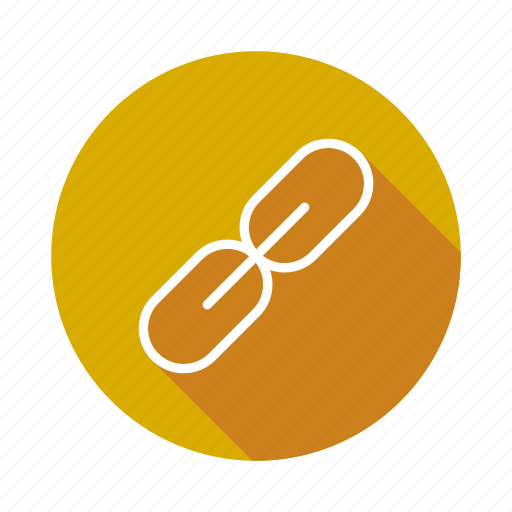 chain, communication, hyperlink, link, linked, network, url icon