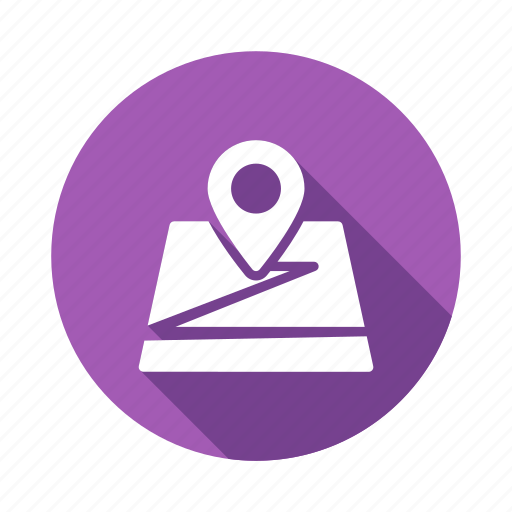 Map, direction, area, navigate, location, mappin, streetmap icon