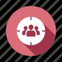 customers, focusgroup, users, people, userstarget, audience, target