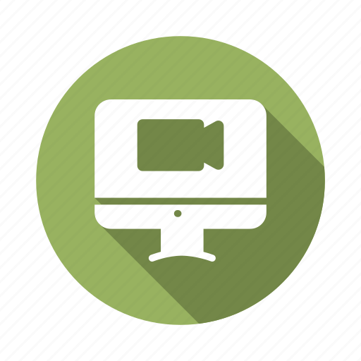 Cam, camera, connection, digital, online, technology, video icon - Download on Iconfinder