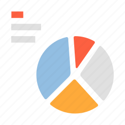 business, chart, diagram, information, pie, pie chart, statistics icon