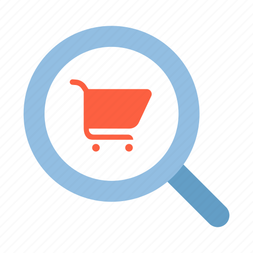 buy, find, product, product search, search, shop, store icon