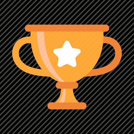 achievement, award, prize, reward, success, trophy, winner icon