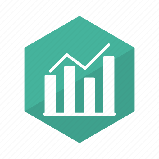analytics, bar, barchart, business, diagram, graph, report icon