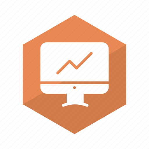 business, chart, data, graph, onlinechart, report, reporting icon