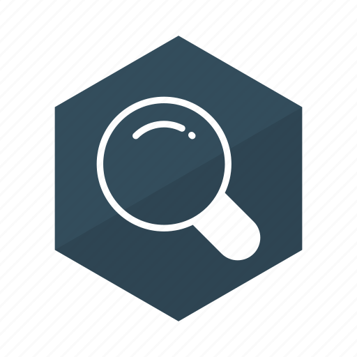 find, glass, gps, locate, magnifier, search, zoom icon