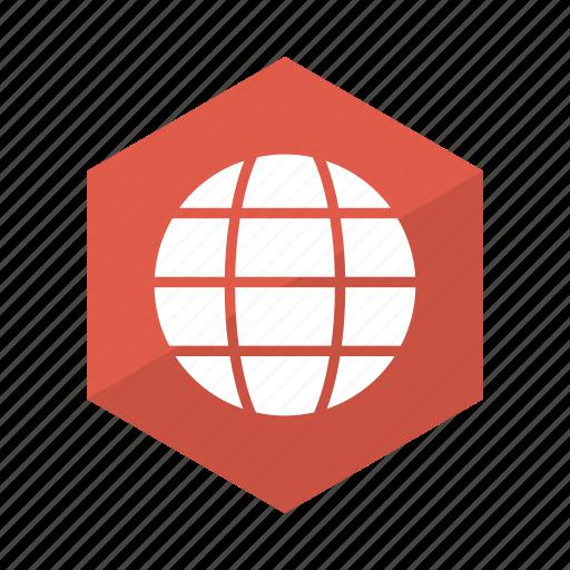 browser, earth, global, globe, online, web, world icon
