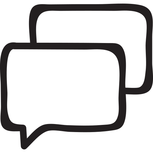 bubble, bubblechat, chat, chatting, message, speech, talk icon