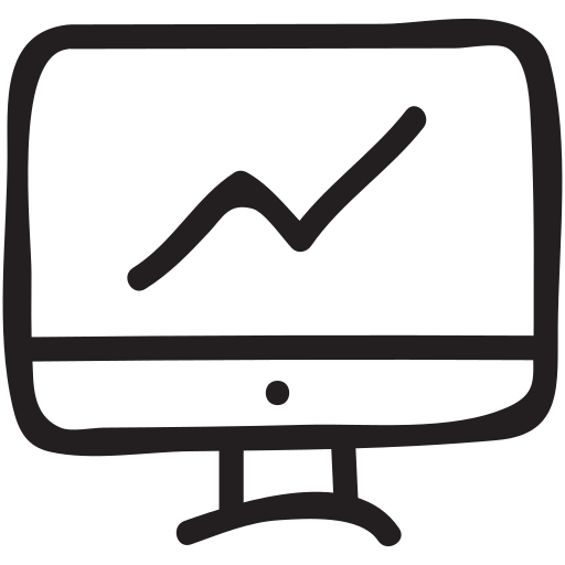 Business, chart, data, graph, onlinechart, report, reporting icon - Free download