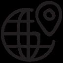 pin, global, international, location, earth, world, navigation