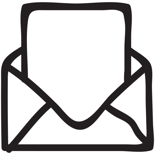 business, envelope, letter, mail, message, open, post icon