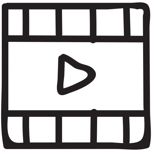 marketing, media, multimedia, music, play, player, video icon