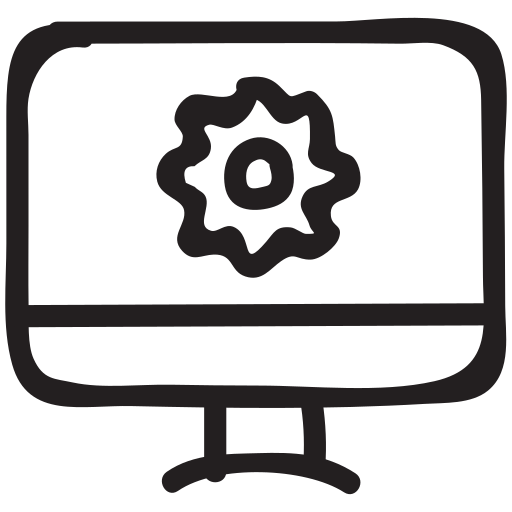 gear, online, option, options, services, setting, support icon