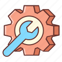 maintenace, preferences, seo, settings, tools icon