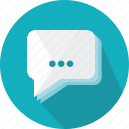 chat, comment, interface, social, speech bubble, talk icon