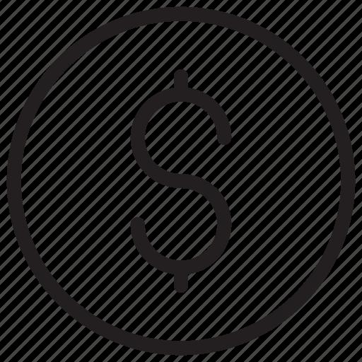 Cash, coin, dollar, finance, fund, money, payment icon - Download on Iconfinder