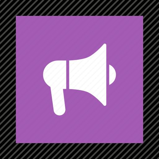 annoucement, branding, pramotion, presentation, speaker, teaching, training icon