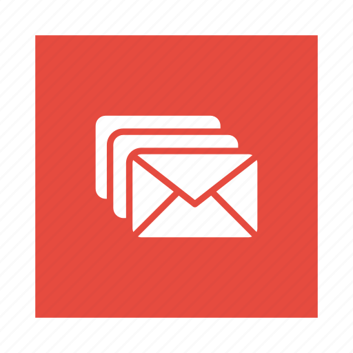 communications, email, letter, mail, message icon