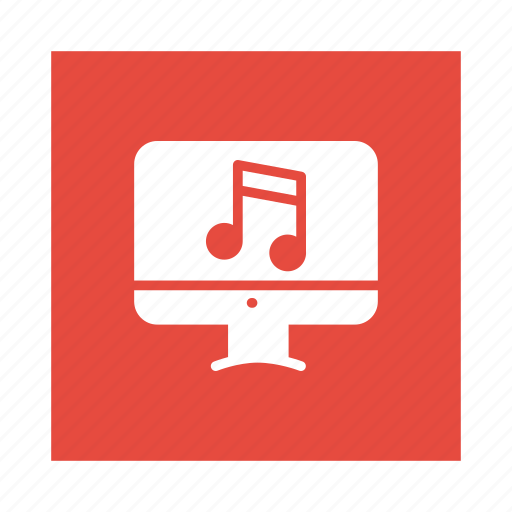 media, mediaplayer, music, online, onlinemedia, player, playlist icon