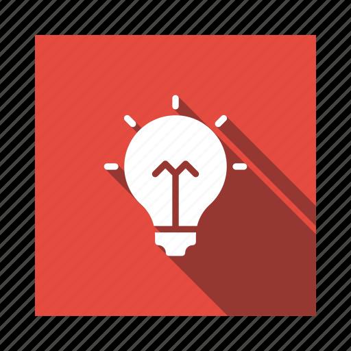 Power, eco, light, idea, electricity, appliances, bulb icon