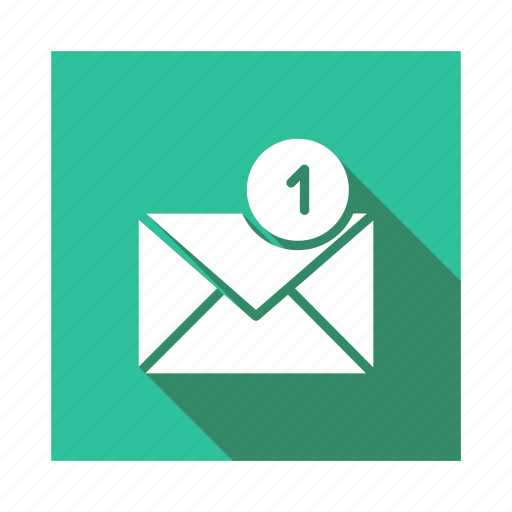 Email, envelope, mail, message, notification, statement, unread icon - Download on Iconfinder