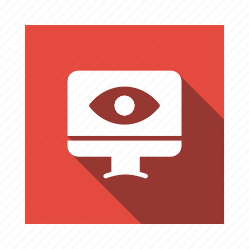 Computer, desktop, monitor, pc, screen, television, tv icon - Download on Iconfinder