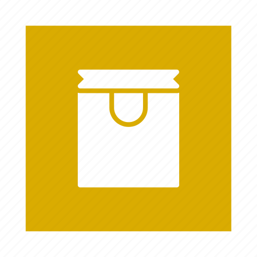 fashion, handbag, package, paper, paperbag, products, shopping icon