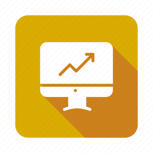 analytics, business, chart, graph, internet, report, reporting icon